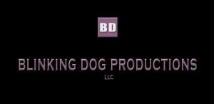 NEW BLinking Dog Logo
